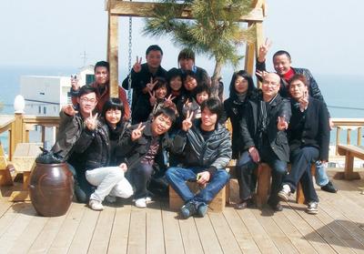 我司设计团队到韩国学习交流